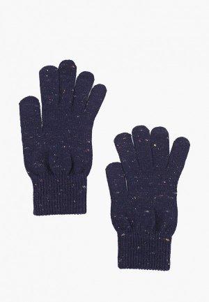Перчатки DeFacto. Цвет: синий