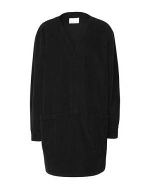 Короткое платье GEORGE J. LOVE. Цвет: черный
