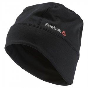 Шапка Unisex Reversible Reebok. Цвет: black