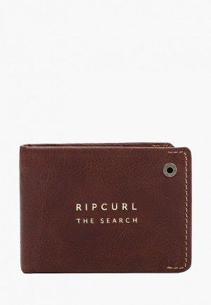 Кошелек Rip Curl SUPPLY RFID ALL DAY. Цвет: коричневый