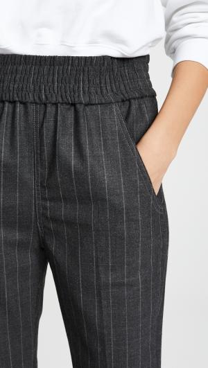 9 To 5 Pull On Trousers McGuire Denim