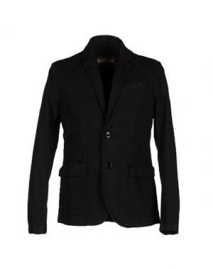 Пиджак GALLIANO. Цвет: черный