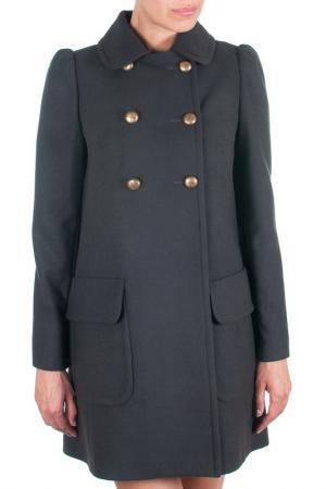 Пальто Ballantyne. Цвет: серый