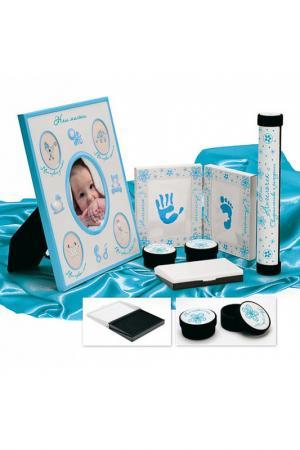 Набор подарочный «мой малыш» BRADEX. Цвет: голубой