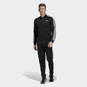 Спортивный костюм 3-Stripes Sport Inspired adidas. Цвет: черный