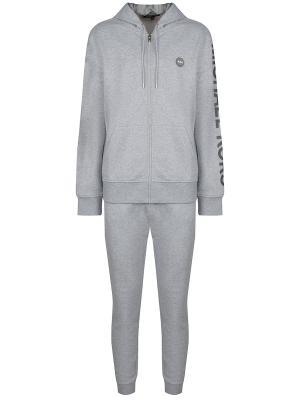 Спортивный костюм MICHAEL KORS. Цвет: серый