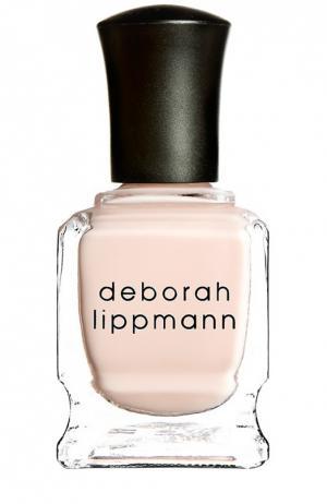 Лак для ногтей Sarah Smile Deborah Lippmann. Цвет: бесцветный