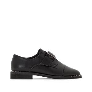 Ботинки-дерби с пряжкой Caitlyn COOLWAY. Цвет: черный