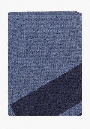 Полотенце adidas TOWEL L. Цвет: синий