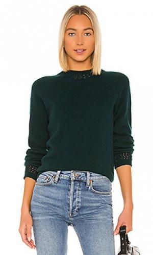 Пуловер janet A.P.C.. Цвет: зеленый