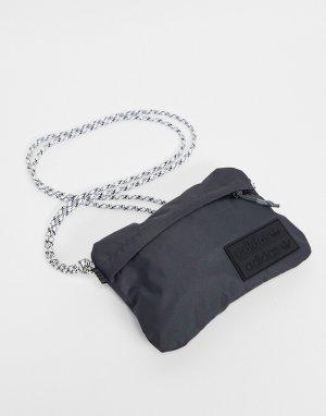Черная сумка-кошелек RYV-Черный цвет adidas Originals