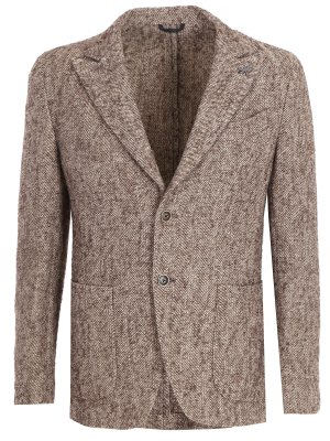 Пиджак Gran Sasso. Цвет: разноцветный