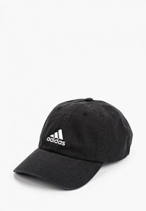Бейсболка adidas DAD CAP BOS. Цвет: черный