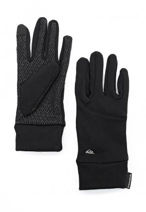 Перчатки Quiksilver Toonka. Цвет: черный
