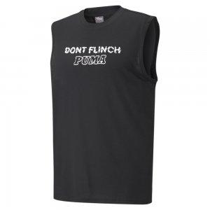 Майка Dont Flinch Tank PUMA. Цвет: черный