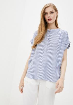 Блуза Gap. Цвет: голубой
