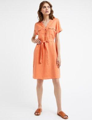 Платье TAIFUN Gerry Weber. Цвет: papaya