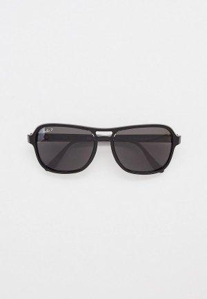 Очки солнцезащитные Ray-Ban® RB4356 654548. Цвет: черный