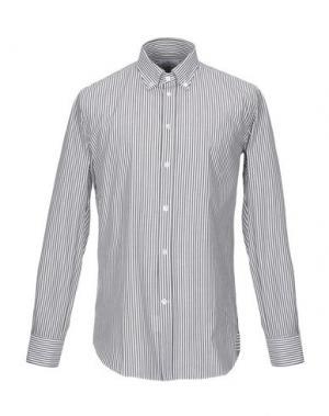 Pубашка BRIO. Цвет: серый