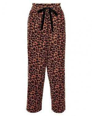 Повседневные брюки ANTIK BATIK. Цвет: верблюжий