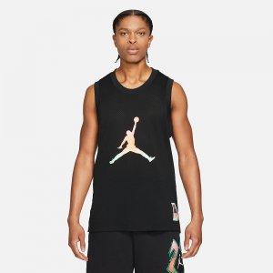 Sport DNA HBR Jersey Nike. Цвет: черный
