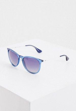Очки солнцезащитные Ray-Ban® RB4171 65154L. Цвет: синий