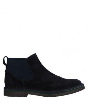 Полусапоги и высокие ботинки ARMATA DI MARE. Цвет: темно-синий