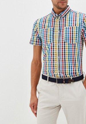 Рубашка Top Secret. Цвет: разноцветный