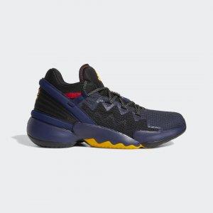 Баскетбольные кроссовки D.O.N. Issue #2 Performance adidas. Цвет: черный