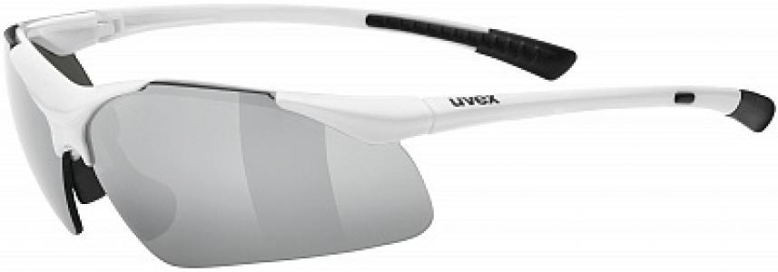 Солнцезащитные очки Sportstyle 223 Uvex. Цвет: белый