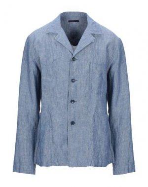 Пиджак EAST HARBOUR SURPLUS. Цвет: грифельно-синий