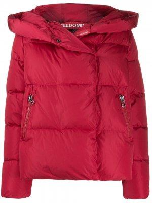 Куртка Ginevra Freedomday. Цвет: красный
