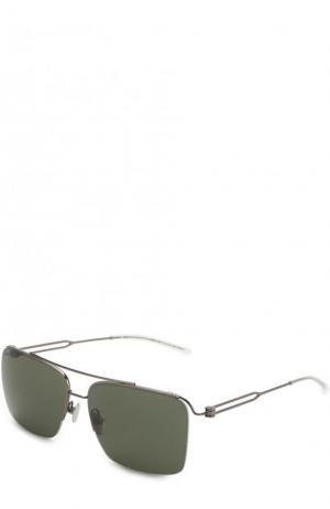 Солнцезащитные очки CALVIN KLEIN 205W39NYC. Цвет: чёрный