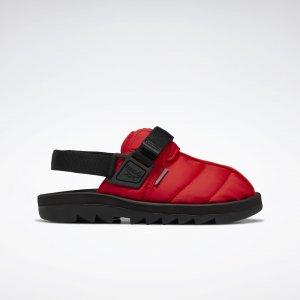 Сандалии Beatnik Reebok. Цвет: vector red / vector red / core black