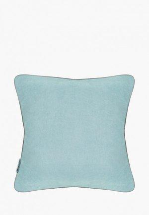 Подушка декоративная Sanpa 40х40 см. Цвет: бирюзовый