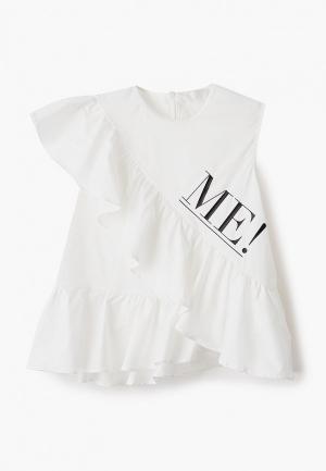 Блуза Byblos. Цвет: белый
