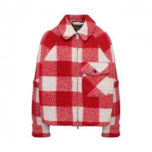 Куртка Woolrich. Цвет: красный