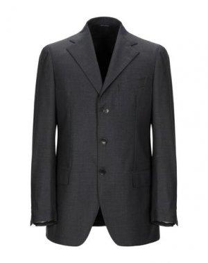 Пиджак RIVIERA Milano. Цвет: стальной серый