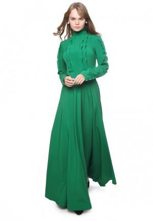 Платье Marichuell PALATINO. Цвет: зеленый
