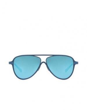 Солнечные очки ITALIA INDEPENDENT. Цвет: синий