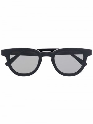 Солнцезащитные очки Certo Retrosuperfuture. Цвет: черный