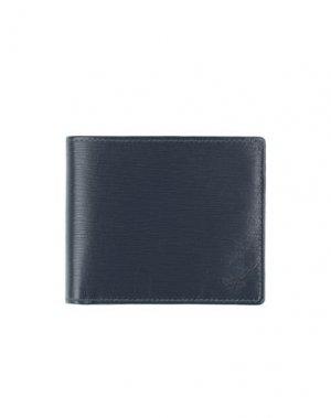 Бумажник HARMONT&BLAINE. Цвет: темно-синий