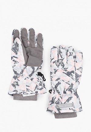 Перчатки Glissade. Цвет: разноцветный