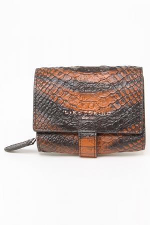 Кошелек LIEBESKIND BAGS&BELTS. Цвет: коричневый