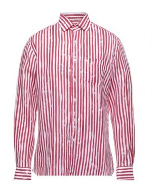 Pубашка CELLINI. Цвет: красный