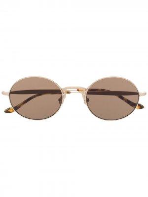 Солнцезащитные очки Version 2.0 Matsuda. Цвет: золотистый