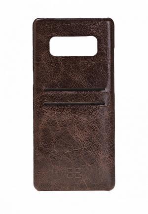 Чехол для телефона Bouletta Samsung Galaxy Note 8 Ultimate Jacket N8. Цвет: коричневый