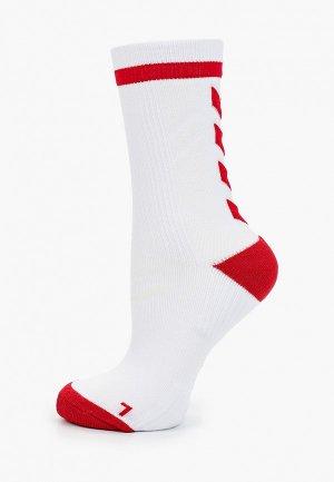 Носки Hummel ELITE INDOOR LOW. Цвет: красный