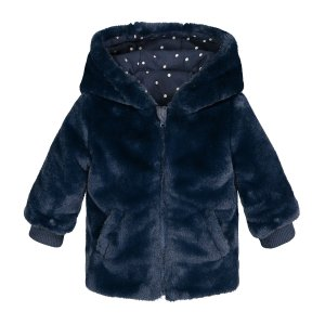 Пальто La Redoute. Цвет: синий
