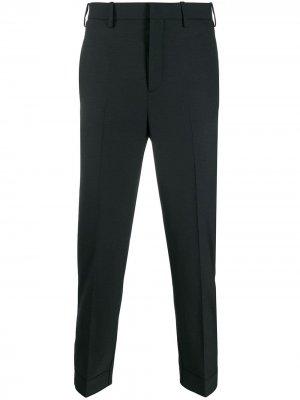 Классические брюки строгого кроя Neil Barrett